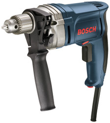 "Bosch -  3/8"" High Speed Drill w/ Keyed Chuck (7.5 Amp) - 1030VSR"