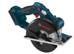 "Bosch -  18V 5-3/8"" Metal Circular Saw"