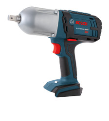 Bosch -  18V High Torque Impact Wrench w/ Pin Detent Bare Tool w/ L-Boxx 2 - HTH181BL