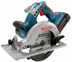 Bosch -  36V Circular Saw w/ (1) FatPack Battery - 1671K