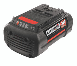 Bosch -  36V Lithium-Ion SlimPack Battery (2.6 Ah) - BAT837