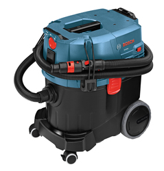Bosch -  Airsweep™ 9-Gallon Dust Extractor w/ Semi-Auto Filter Clean  - VAC090S