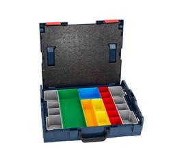 Bosch -  L-Boxx1A Case - Size 1 w/ 13 Piece Insert Set - L-Boxx-1A