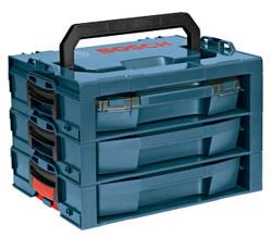 Bosch -  L-Rack Complete (3 Racks, Top Handle, 1 i-boxx53 & 2 LST72-OD) - L-RACK