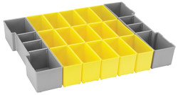 Bosch -  Yellow inset box kit for L-BOXX-1A - ORG1A-YELLOW