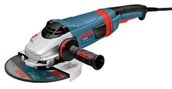 "Bosch -  7"" Large Angle Grinder w/ No Lock-On - 1974-8D"