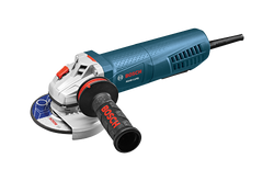 "Bosch -  4-1/2"" High-Performance Angle Grinder w/ No-Lock-on Paddle Switch - AG40-11PD"