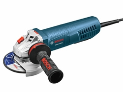 "Bosch -  5"" Variable Speed Angle Grinder w/ No-Lock-on Paddle Switch - AG50-11VSPD"