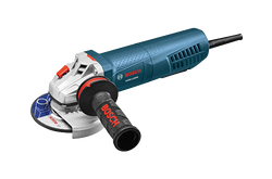 "Bosch -  5"" High-Performance Angle Grinder w/ No-Lock-on Paddle Switch - AG50-125PD"
