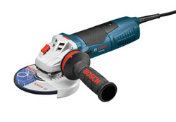 "Bosch -  6"" High-Performance Cut-off/Grinder w/ No-Lock-on Paddle Switch - AG60-125PD"