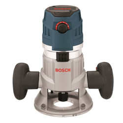 Bosch -  2.3 HP Electronic VS Fixed-Base Router w/ Trigger Control - MRF23EVS