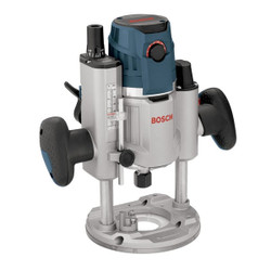 Bosch -  2.3 HP Electronic VS Plunge-Base Router w/ Trigger Control - MRP23EVS