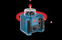 Bosch -  GRL300HV Self-leveling Horizontal/Verticale Rotary - Interior - GRL300HV