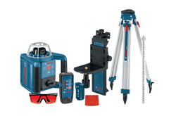 Bosch -  GRL300HVCK Rotary Laser Complete Kit - GRL300HVCK