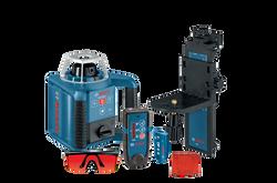 Bosch -  GRL300HVD Rotary Laser w/Reciever Kit - GRL300HVD