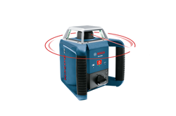 Bosch -  GRL400H Self-leveling Horizontal Rotary - Long Range Exterior - GRL400H