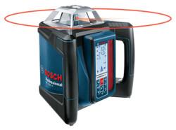 Bosch -  GRL 500 HCK Rotary Laser Complete Kit - GRL 500 HCK