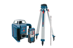 Bosch -  GRL400HCK Rotary Laser Complete Kit - GRL400 HCK