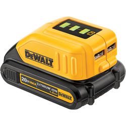 DeWALT -  12V/20V MAX USB Power Source - DCB090