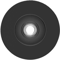 "DeWALT -  7"" Super Flex Quick Change Rubber Backing Pad - DAJHXKMD01"