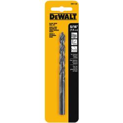 """DeWALT -  5/16"""" BLACK OXIDE DRILL BIT - DW1120"""