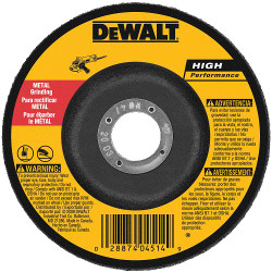 "DeWALT -  6"" x 1/4"" x 7/8"" General Purpose Metal Grinding Wheel - DW4624"