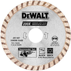 "DeWALT -  7"" x 1/4"" x 7/8"" General Purpose Metal Grinding Wheel - DW4719"