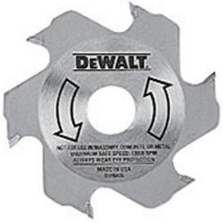 "DeWALT -  4"" 6T Carbide Tipped Plate Joiner Blade - DW6805"