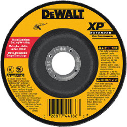"DeWALT -  7"" x 1/16"" x 7/8"" Thin Cutting Wheel DCW - DW8427"