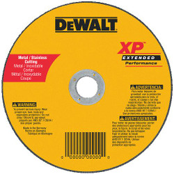 DeWALT -  6 X .045 X 7/8 XP CUTOFF WHEEL - DW8853