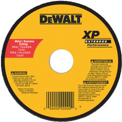 DeWALT -  7 X .045 X 7/8 XP CUTOFF WHEEL - DW8854
