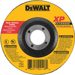 DeWALT -  6 X .045 X 7/8 XP DC CUTOFF WHEEL - DW8859