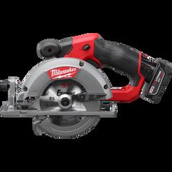 "Milwaukee 2530-21XC - M12 FUEL™ 5-3/8"" Circular Saw Kit"