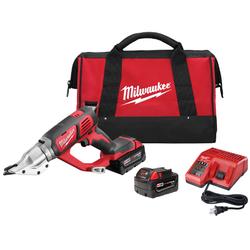 Milwaukee 2635-22 - M18™ Cordless 18 Gauge Double Cut Shear Kit