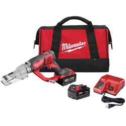 Milwaukee 2637-22 - M18™ Cordless 18 Gauge Single Cut Shear Kit