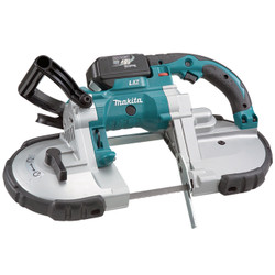Makita DPB180RFE - Cordless Band Saw