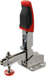 Bessey STC-VH50 - Clamp, toggle clamp, hold down, vertical handle, flanged base