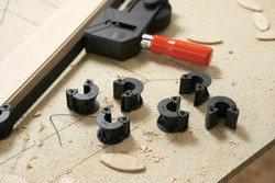 Bessey VAC-6 - Clamp accessory, set of 6 extra clips for VAS-23