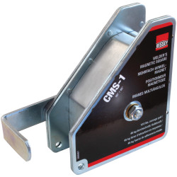Bessey CMS-1 - Magnet, Magnetic Square, 90/45 degree, 100 lb pull