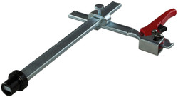 Bessey TWV16-20-15H - Table Clamp, variable, lever, 16 mm