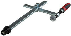 Bessey TWV16-20-15-2K - Table Clamp, variable, 2K, std pad, variable, 16 mm