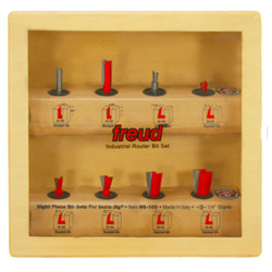 "Freud -  1/4"" SHANK INCRA JIG SET - 96-100"