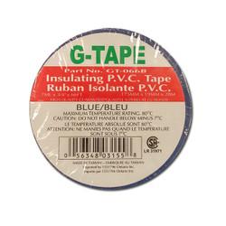 """G - Tape -  TAPE PVC BLUE 3/4""""X66' - GT-066B"""