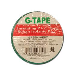 "G - Tape -  TAPE PVC GREEN 3/4""X66' - GT-066G"