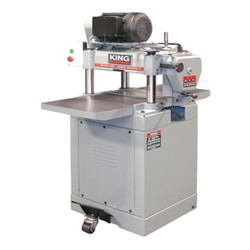 "King -  15"" industrial planer - KC-382CFX"