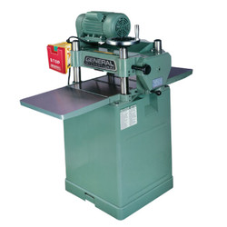 "General -  15"" single surface planer with helical cutter head - 30-115HCM1"