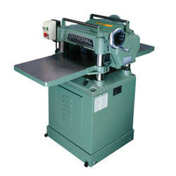 "General -  15"" single surface planer with helical head - 30-125CEHCM1"