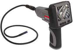 King -  Wireless Inspection Camera with Recordable LCD Monitor & Digital Zoom 3X - KC-9200