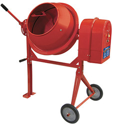 King -  3.5 Cu. Ft. Portable Cement Mixer - KC-15CM-2
