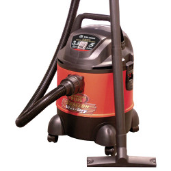 King -  5 Gallon Wet•Dry Vacuum - 8520LP